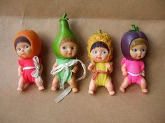fruitbabies by kitsch, via Flickr