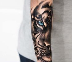 Tiger tattoo by Lukash Tattoo