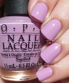 "OPI Fall 2015 Venice Collection - ""Purple Palazzo Pants"""