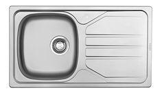 Franke Nouveau NVN611 Kitchen Sink Kitchen Sinks, Honda Logo, Mixers, Plumbing, Kitchen Ideas, Bathroom Fixtures