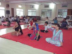 camp in rajasthan with blessings of yoga guru baba Ramdev World Yoga Day, Baba Ramdev, International Yoga Day, Blessings, Blessed