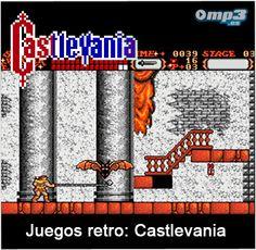 Juegos retro: Castlevania - En 2013 llega Castlevania: Lords of Shadow 2, una nueva entrega de una saga que comenzó allá por el año 1990 con el fabuloso Castlevania.  Aquí te dejamos el enlace para que descargues aquella mítica versión:  http://descargar.mp3.es/lv/group/view/kl228695/Castlevania.htm?utm_source=pinterest_medium=socialmedia_campaign=socialmedia  ¡A disfrutar!