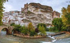 Alcalá del Júcar. Albacete. Valencia, Spain