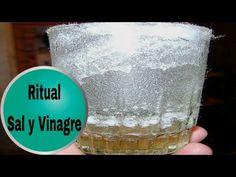 youtube     La sal y el vinagre son ingredientes míticos utilizados desde tiempos remotos en la Alquimia, en religiones, rituales de magi...