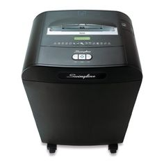 Swingline DX20-19 Cross-Cut Jam Free Shredder, 20 Sheets, 10-20 Users (1758605) for only $695.00 You save: $571.61 (45%)