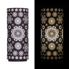 Luminária Mandala Preta, LoucosPorDesign.Com - Moderno, Criativo e Original