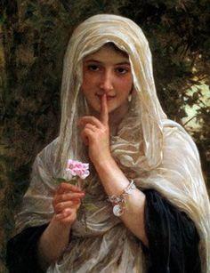 ♔ William Adolphe Bouguereau (1825-1905)