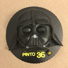 Starwars cake, Darth Vader by Pastelices