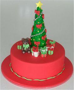 Multinotas: Tortas Navideñas con Arboles