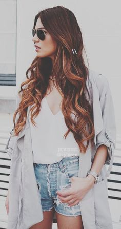 Hair Inspo   #SHOPTobi   Check Out TOBI.com for the latest fashion   Don't forget 50% off your first order!
