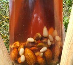 Rhum arrangé # 2 : amandes, pistaches et pignons de pin - Cuisine Campagne