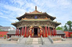 The Mausoleum of Light: The Northern Imperial Tomb, Shenyang, China