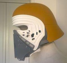 3D Print A Spectacular Kylo Ren Helmet