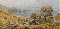 John Brett - The Land's End, Cornwall