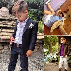 Meet the Best Dressed Boy on Instagram