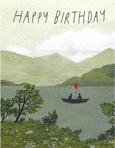 Birthday Card - Becca Stadtlander