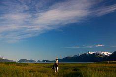 Riding Seward, Alaska with Bardy's Trail Rides- not to mission the Kenai Peninsula!