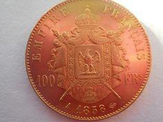 En ce moment aux enchères  Catawiki  France - 100 Francs 1858 A - Napoléon 1afdaa7c6b7