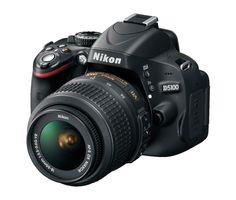 Taí uma Nikon D5100 que to namorando