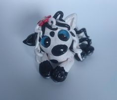 Custom Polymer Clay Horse Twisted & Troublesome Friends  January 2015