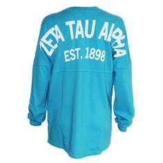Zeta Tau Alpha Jersey Zeta Tau Alpha, Kappa, Christmas Ideas, Xmas, Spirit Jersey, Sorority Crafts, Babe, Greek, College