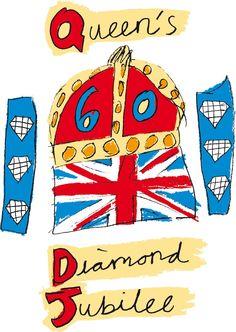 diamond jubilee We were in London April 2012.