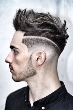 Men's Hairstyles + Haircuts For Men Trendy Mens Haircuts, Cool Hairstyles For Men, Popular Haircuts, Hairstyles Haircuts, Male Haircuts, Hairstyle Ideas, Woman Hairstyles, School Hairstyles, Wedding Hairstyles
