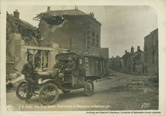 Reims, France, World War I