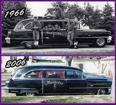 1956 Cadillac Superior Hearse