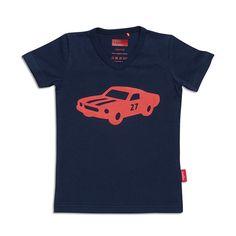 Tapete T-shirt The Duke #bio #fair #kinderkleding ekodepeko.nl