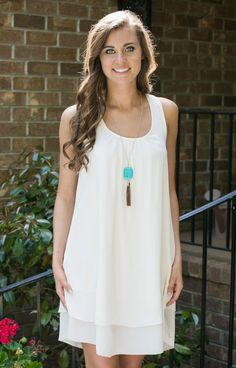 Exclusive B6764IVY Game Day Dress