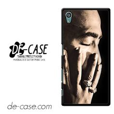 Tupac Poems Thouts Fingers DEAL-11432 Sony Phonecase Cover For Xperia Z5