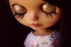 golden girl (minxy_doll (poordittums)) Tags: doll tan blythe custom gbaby