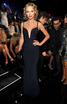 Taylor Swift. She's too perfect