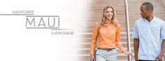 Las #Empresas que más destacan son aquellas donde se involucran todos los líderes de la compañía y unifican la imagen. www.bigbang.com.mx #Blusa #Camisa #Maui