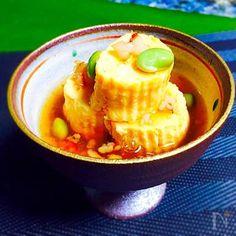茶碗蒸しより早い♪締め卵の海老そぼろ餡かけ by トコトコ | レシピサイト「Nadia | ナディア」プロの料理を無料で検索