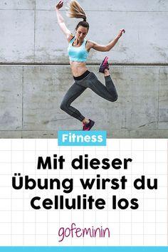Wechselsprünge mit Detlef D! Soost: Mit dieser Fitness-Übung werdet ihr Cellulite endlich los! #celluliteloswerden #wechselspruenge #fitness #workout #beinworkout #poworkout #bauchbeinepo