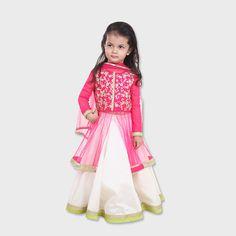 #Kidsonlineshopping #GirlsDresses #Girlsparty #Ethnicwear #BabyShopping #GirlsWear #KidsWear #DesignerClothes #Designerwear #Lehengas #Indianwear