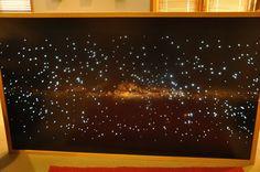 How to make a Fiber Optic Star Map - Imgur