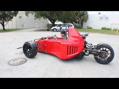 2014 Scorpion painted Viper Red with Carbon fiber Aero package. Trike Motorcycle, Motorcycle Design, Cheap Bikes, Concept Motorcycles, Reverse Trike, Eagle, Smart Car, Go Kart, Custom Cars