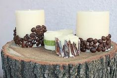 Looking for a Christmas gift kids can make? Try these classy Winter Scented Candles!