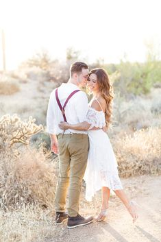 Bride wore mothers wedding dress for sentimental engagement session in Scottsdale, AZ. Photographed by wedding photographers Amy and Jordan Demos Outdoor Wedding Photography, Wedding Photography Packages, Couple Photography, Engagement Photography, Engagement Session, Engagement Outfits, Engagement Photo Inspiration, Engagement Pictures, Wedding Pictures