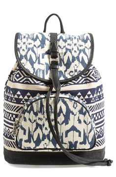 TOMS Ikat Print Backpack available at #Nordstrom