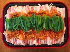 豚キムチのホットプレート蒸し鍋 by 加瀬 まなみ   レシピサイト「Nadia   ナディア」プロの料理を無料で検索