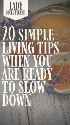 Simple Living has many definitions, identities, and representations, but there seems to be one common thing; having a simpler life will make life easier Vie Simple, Simple Way, Minimal Living, Simple Living, Declutter Your Mind, Slow Living, Frugal Living, Simple Quotes, Me Time