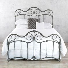 27 best iron beds wrought iron beds images in 2019 bed furniture rh pinterest com