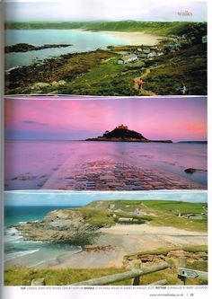 Cornwall Today -September 2014. Go to www.southwestcoastpath.org.uk to book your place.