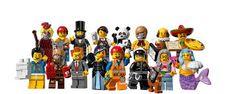 Resultado de imagen para personajes de LEGO movie
