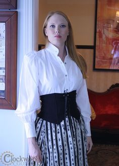 Shown with All bustle, no hustle skirt and classic swiss waist belt