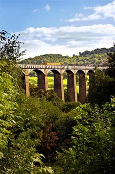 The first stone of the Pontcysyllte Aqueduct and Canal was laid, on this day 25th July, 1795. The aqueduct carries the Llangollen Canal over the valley of the River Dee in Wrexham in north west Wales. It is a Grade I Listed Building, a World Heritage site and is the longest and highest aqueduct in Britain